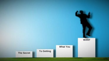 the secret to getting what you want in life