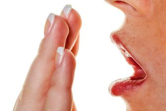 Bad Breath Could Point to Health Problems