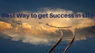 best way to get success in life